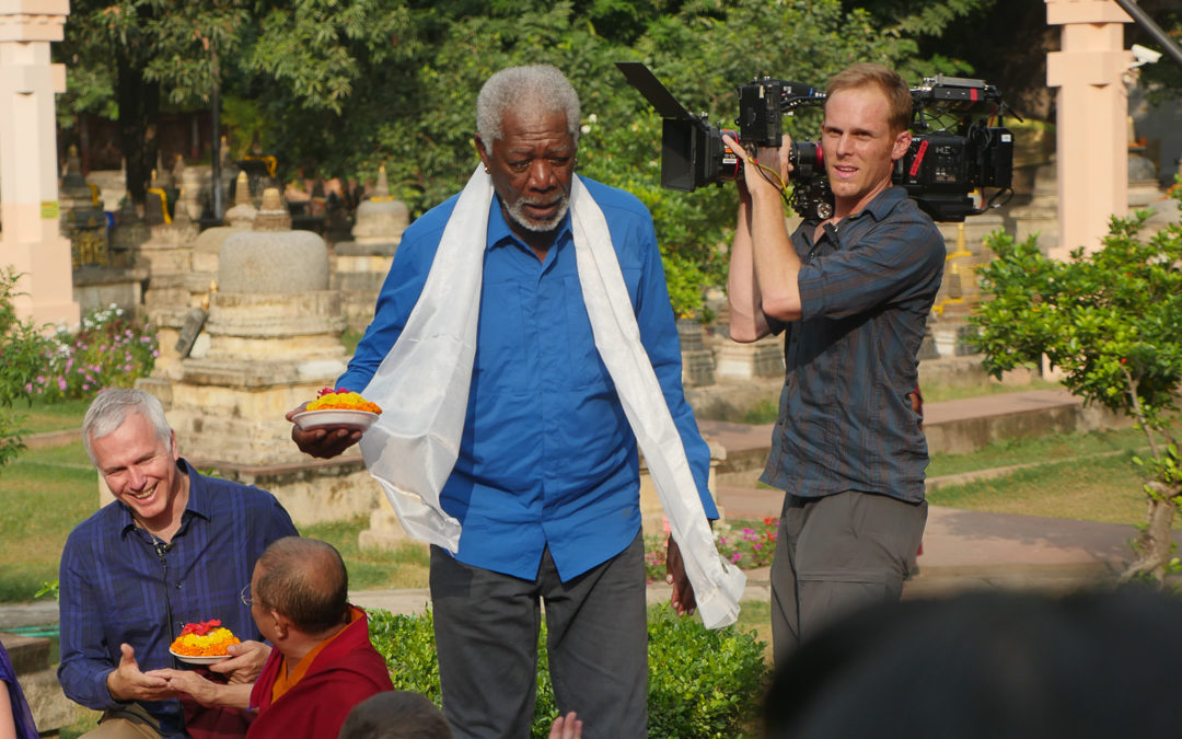Story of God with Morgan Freeman Breaks Record